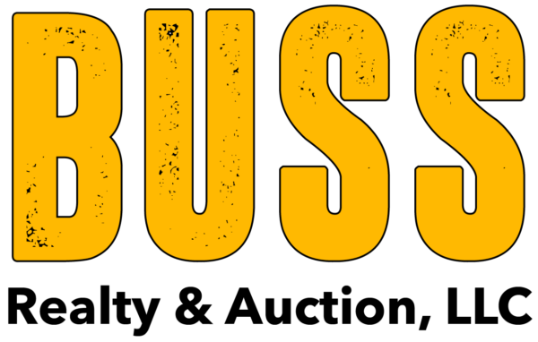Buss Realty & Auction Logo